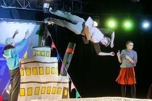 the Niece show for Cirque du Soleil artists
