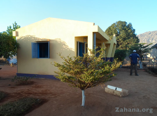 The new health center