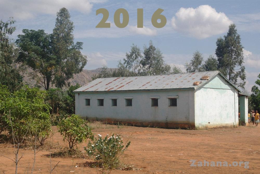 Same School - Different School Yard 2016