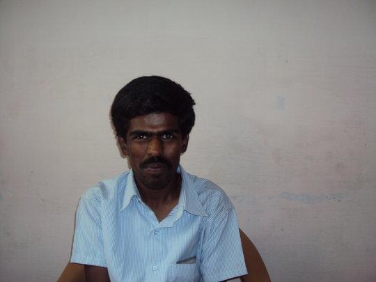 Manjunath who got bank Job.
