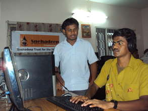 Jeevaraj got bank Job, and Nagraj passed bank exam