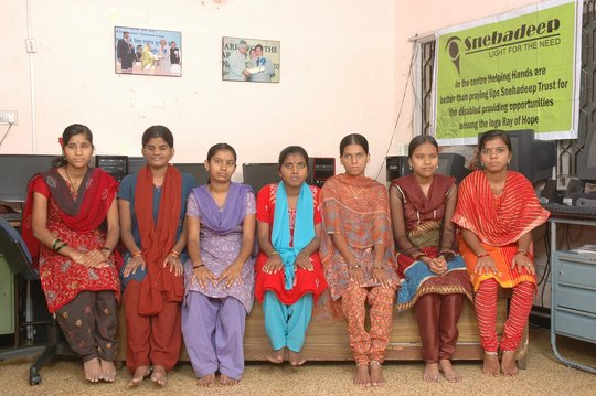 Girls Students