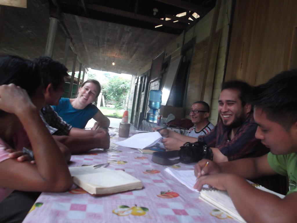SCO Meeting in Finca Comunitaria La Florida