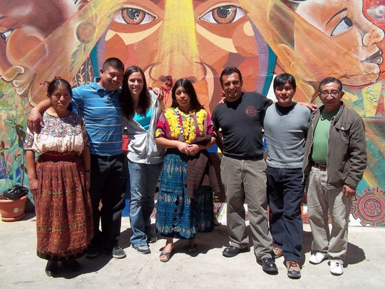 DESGUA School of Community Organizers Staff