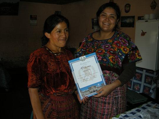 Diploma Ceremony School of Community Organizers