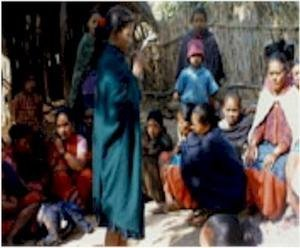 Rescuing Young Girls from Bonded Labor in Nepal