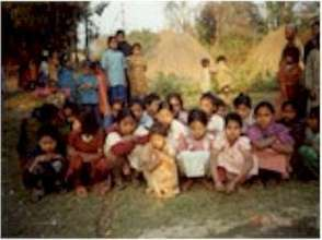 Little Girls Rescued by NYOF From Bonded Labor