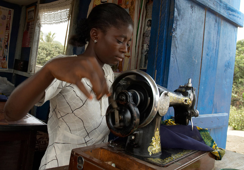 Create Jobs, Provide Hope for 23 Women in Ghana