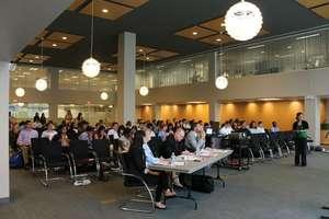 Students present ChangeEducate market strategies