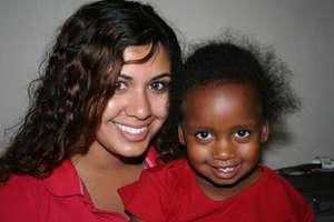 Cofounder Anjali Bhatia in Rwanda