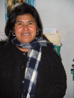Juana Tuj Mazariegos, Solola Project Leader