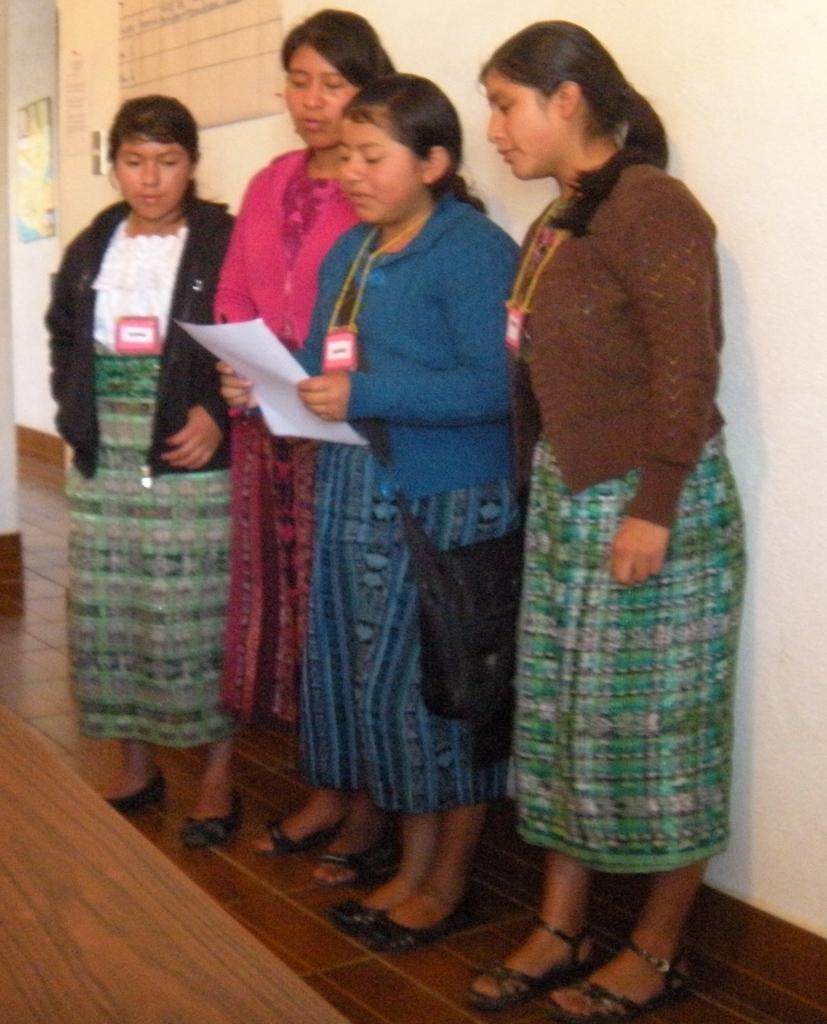 A Singing Sharing