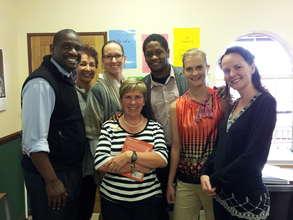 EdVillage edupreneurs participate in school review