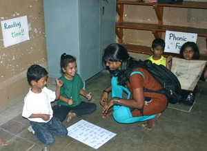 Learning demonstrations with visitors