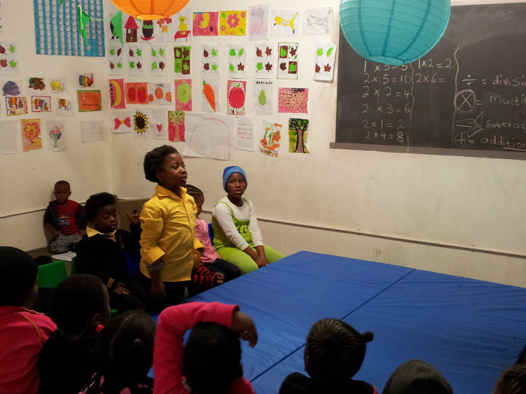 Streetlight Schools - Math at the Learning Centre