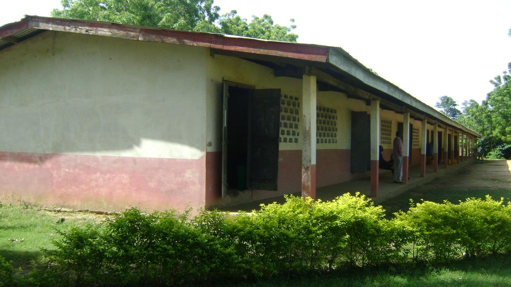 Adidokpoe Methodist Primary School, Eric