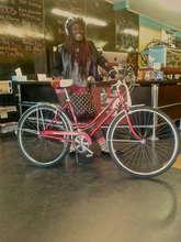 Fall Earn-A-Bike graduate Kieara