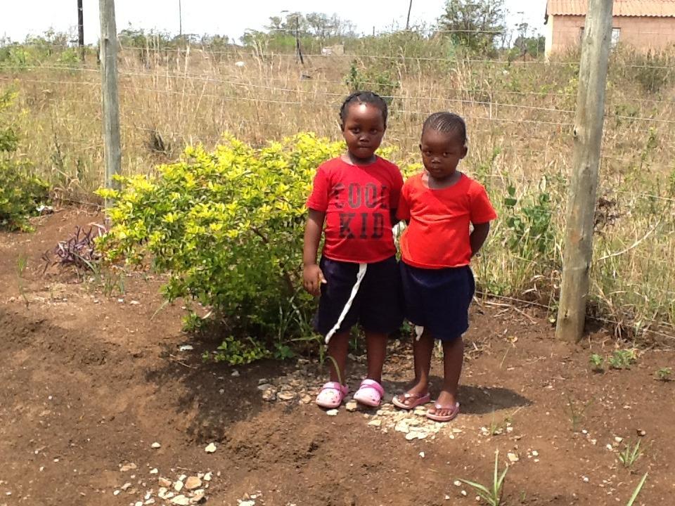 Children Starting at Siyabonga