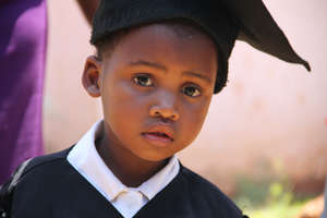 Siphelele - one of our 2013 graduates
