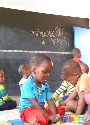 Thanks for Your Commitment to Siyabonga