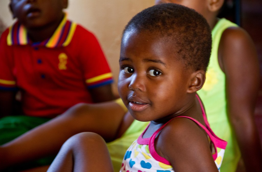 Start a Preschool for 60 Children in South Africa