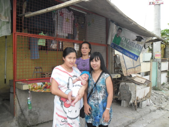 Midwife, Mother and Baby in the community