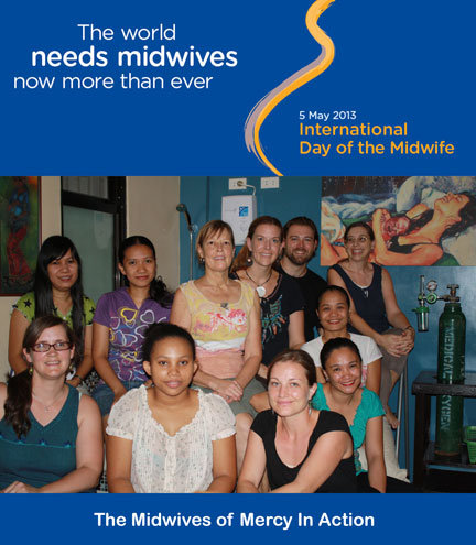 The Midwives of Mercy In Action