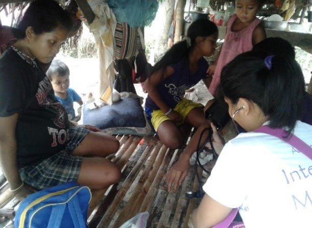 Outreach to tribal women to provide prenatal care