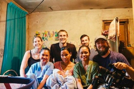 Join the Lights crew with midwives and Eliza