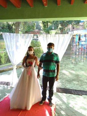 Weddings during the time of coronavirus!