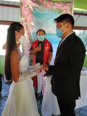Mercy In Action Birth Center Sponsors Weddings!