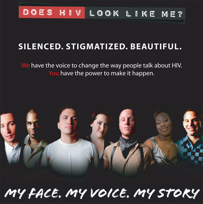 Give 30 HIV+ people training to become leaders