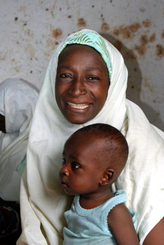 Nigerian mother