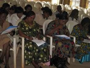Nurses train diligently in Edo State