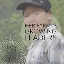 Her Farm, growing LEADERS and some rice