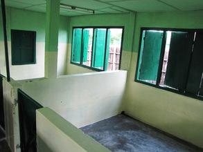 Renovated large mammal nursery at CWRC