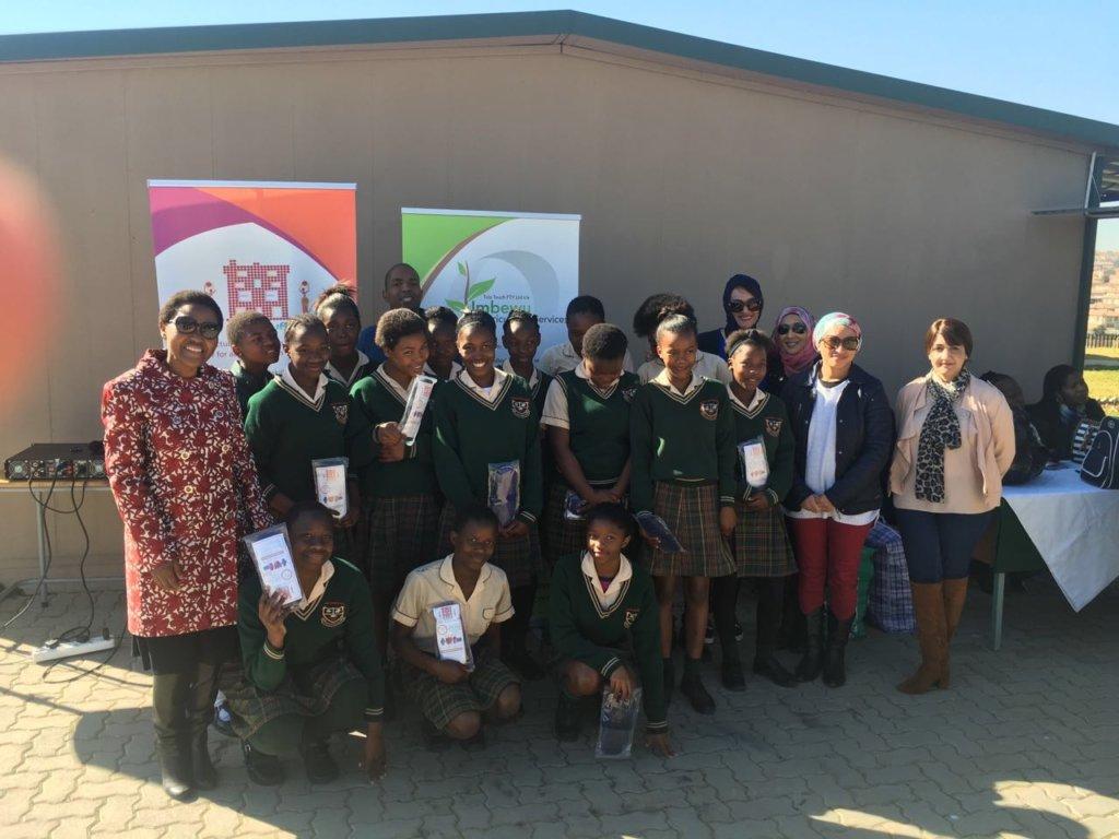 Delegates from the meeting in KwaZulu Natal