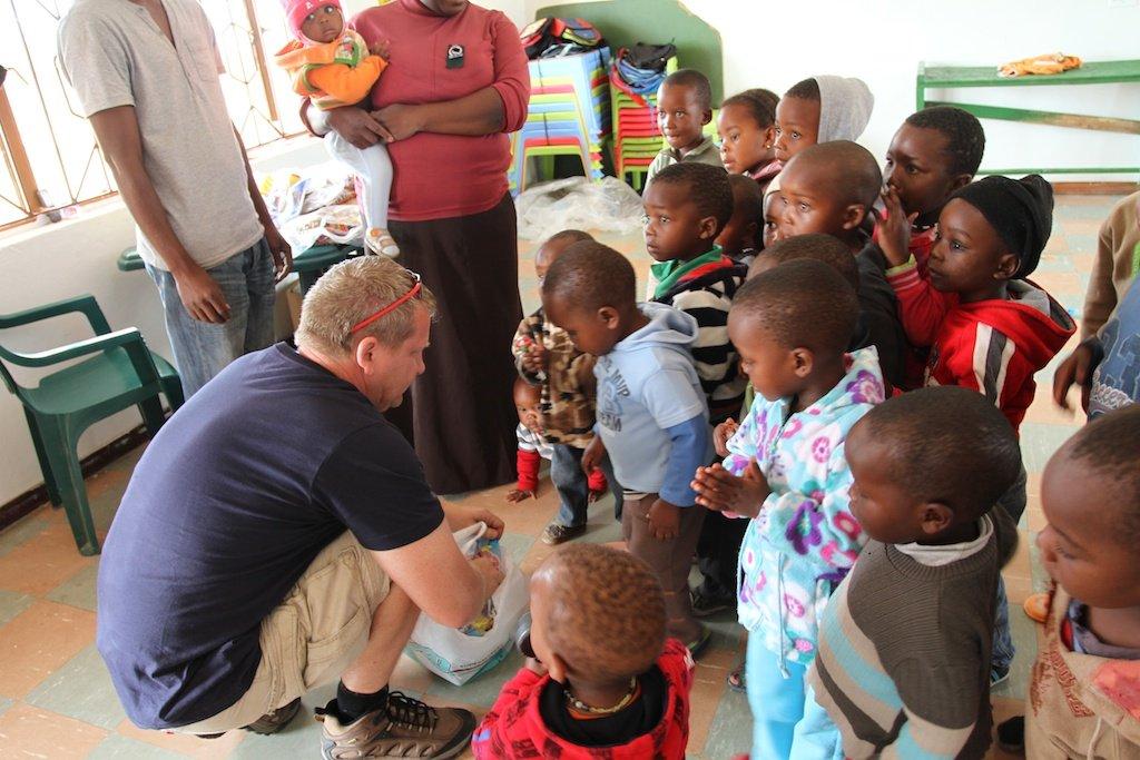 Help the Bergnek Community Change their Future