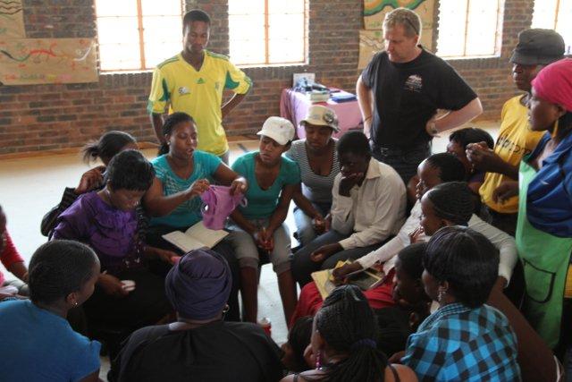 Bergnek - Youth Leaders Group Meeting 2