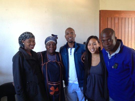 GlobalGiving Site Visit - April 2014