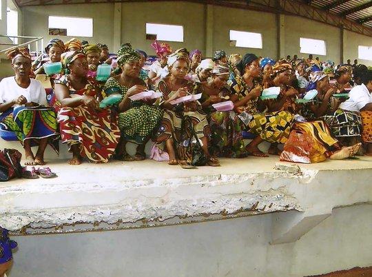 feeding of widows