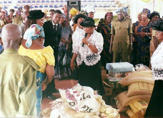 food & Necessities of life for widows