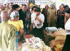 food & Necessities of life for widows
