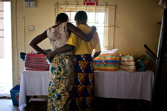 Give Dignity to Women and Young Girls in Zambia