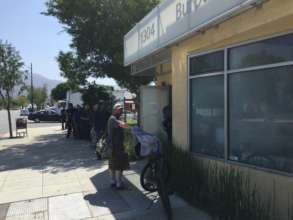 BTAC's Lunch Line