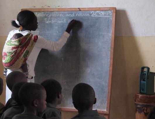 Educate a Zambian child
