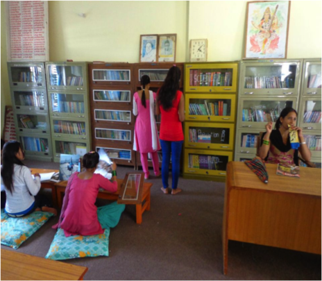 One of the Mini Libraries