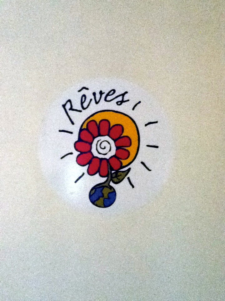 A visit to the Reves office near Lyon!