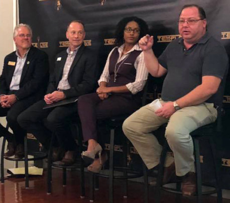 Invest Fort Smith panel discussion.