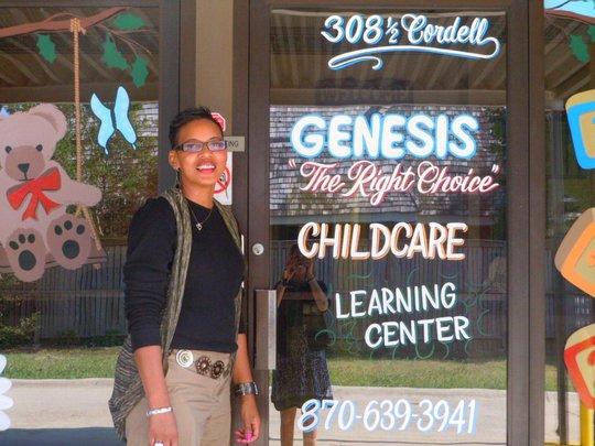 Brenda G., Genesis Childcare Learning Center